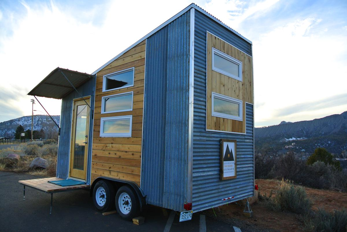 Tiny houses on trailers for sale - Dsc_2276
