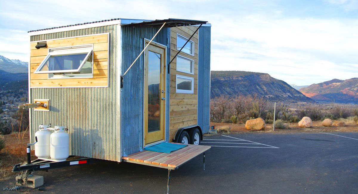 Tiny House Design Boulder