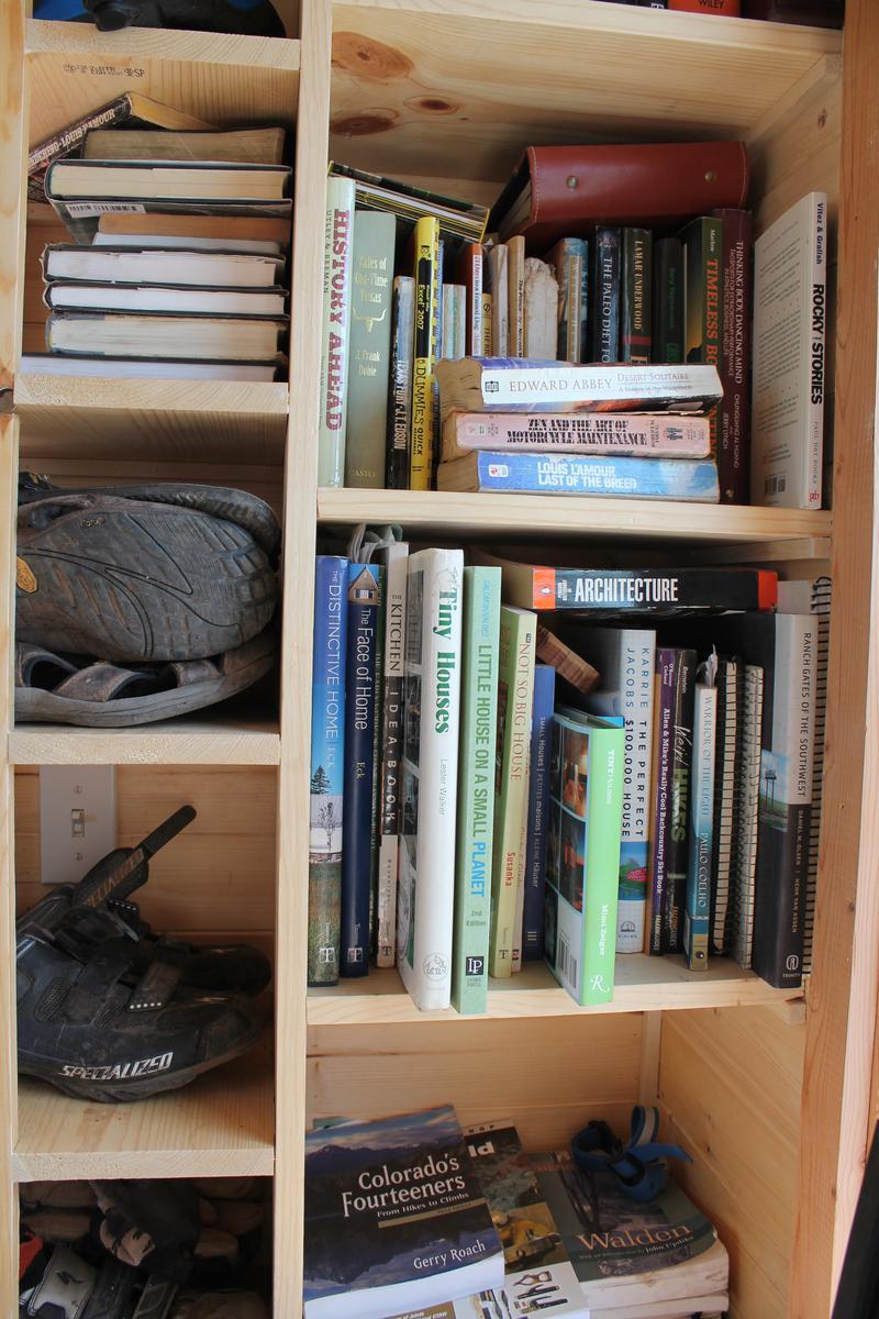 Durango Bookshelf