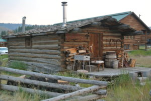 Stanley Log Home