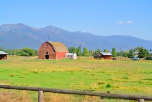 Bitterroot Valley Barn3