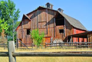 Bitterroot Valley Barn2