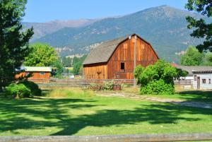 Bitterroot Valley Barn1