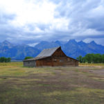 Old Barn Grand Tetons
