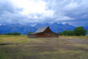 Old Barn Grand Tetons