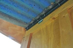 tiny house folding roof hinge