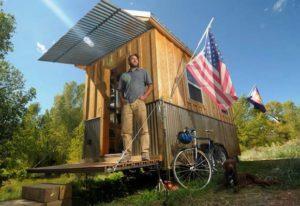 Greg Parham Rocky Mountain Tiny Houses