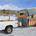 Tiny House truck breakdown #1