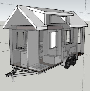 Custom Tiny House Plans