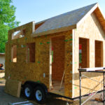 tiny house SIP construction