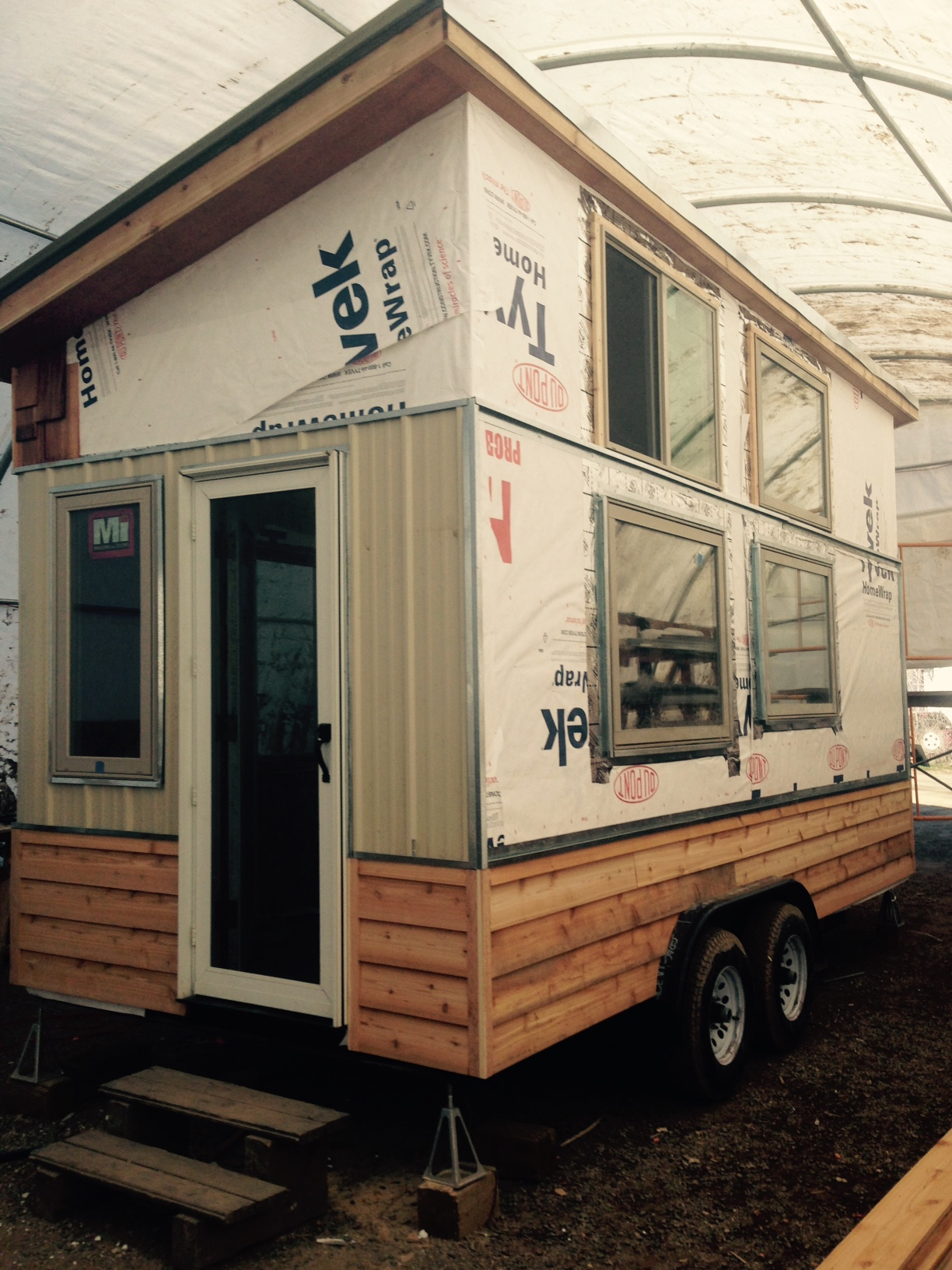 Front Range Tiny House