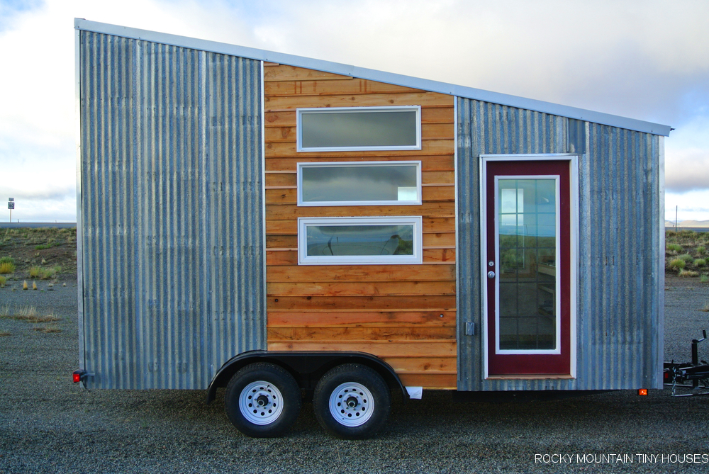 Rocky Mountain Tiny Houses 18' Boulder