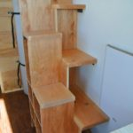 Rocky Mountain Tiny Houses 18' Boulder stairs