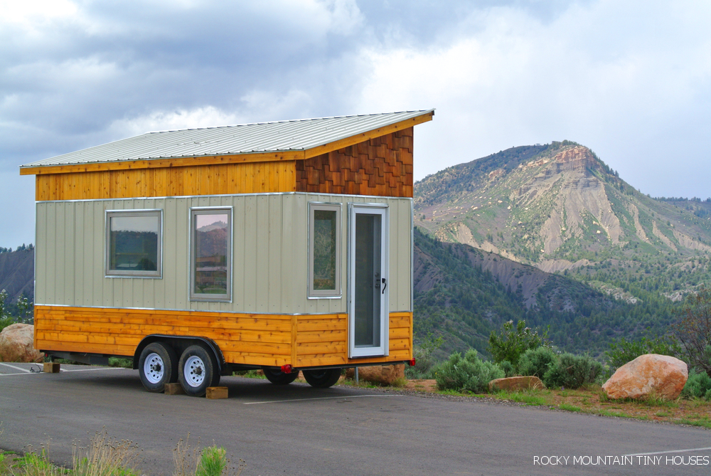 Good FRONT RANGE TINY HOUSE