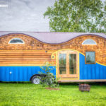 Pequod tiny house exterior