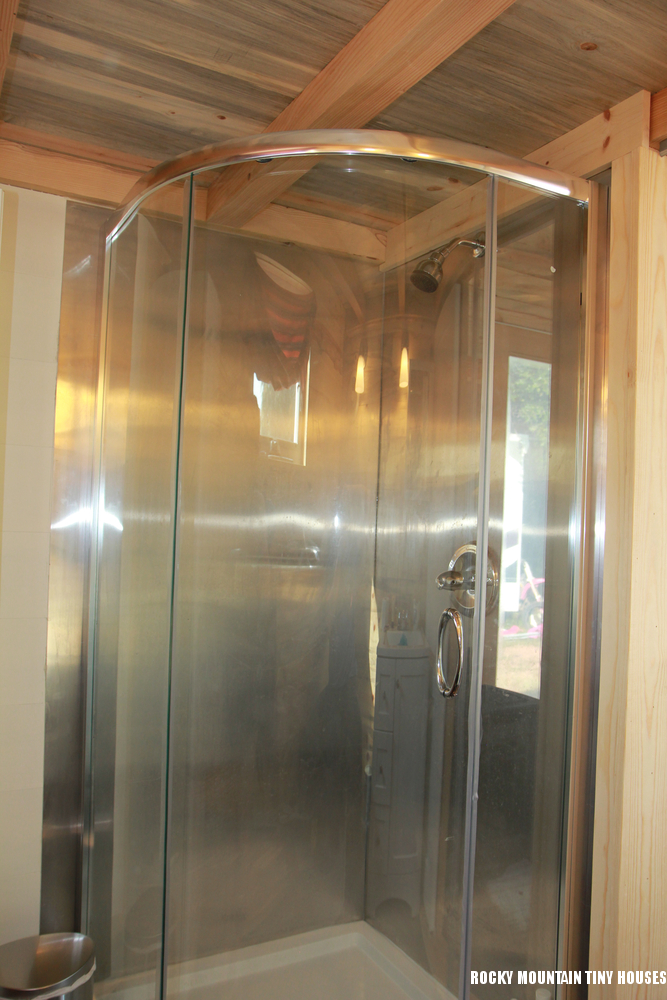custom hOMe tiny shower