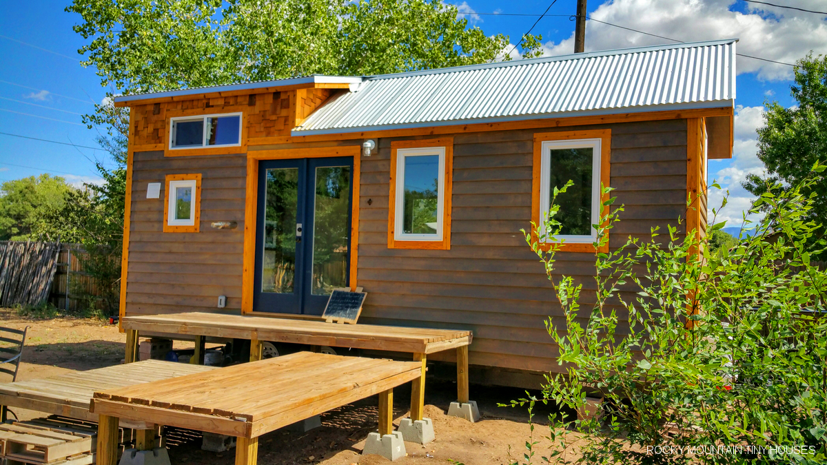 24′ Albuquerque Tiny House