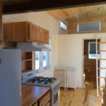 Wasatch 28' tiny house interior