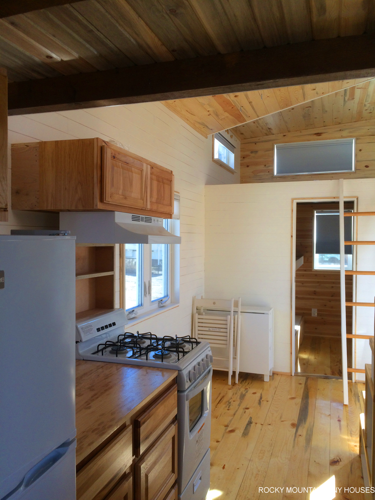 Wasatch 28 Tiny House