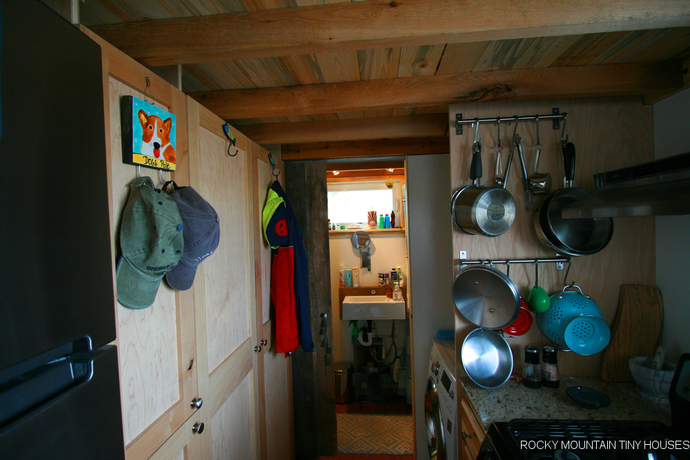 Turkey Flats 24 tiny house kitchen 1