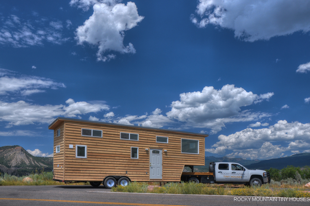 Tiny Home Designs: Otsego Gooseneck Tiny House